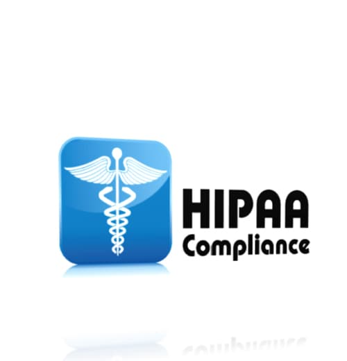 HIPPA Compliance Graphic
