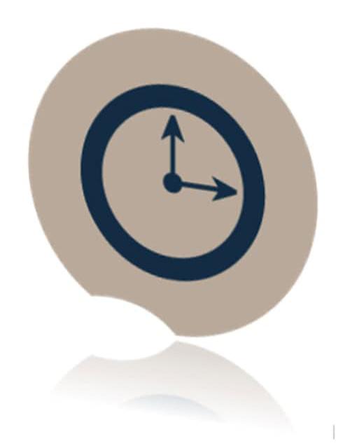 A Clock Graphic